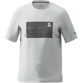 Zimtstern Shiningz T-Shirt Herren grau
